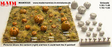 1/35 Scale resin model kit Pumpkins / Kurbisse Set / 1:35 diorama accessory