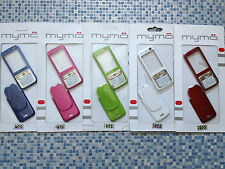 MOBILE PHONE FASCIA / HOUSING / COVER & KEYPAD FOR NOKIA N73 - 5 COLOUR CHOICES