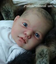 """20-21"""" UNPAINTED REBORN DOLL KIT, WITH OR WITHOUT BODY- """"JOSHUA"""""""