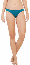 Soie Ocean Nylon / Spandex Solid Mid rise Women's Brief