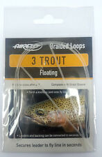 Airflo Braided Loops Trout/Salmon - Floating/Sinking Fly Fishing