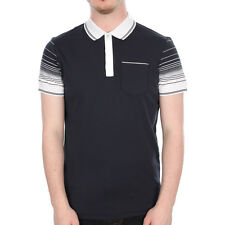 New Mens Hugo Boss Green  Polo Shirt – Paule Navy  Short sleeve  Collared