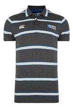 Canterbury Rugby World Cup 2015 Challenger rugby Polo Taille L Gris