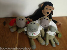 PG Tips Knitted Monkey Chimp- Choose from Drop Down Menu