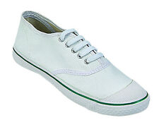 Lakhani White Tennis Canvas School Shoes Price= MRP + 200 Shipping