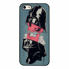 Darth Vader Star Wars Skull PHONE CASE COVER fits IPHONE 4s 5s 5c 6s 6+