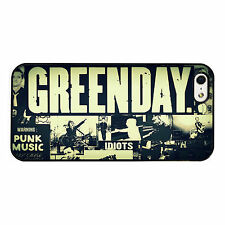 Green Day Collage Rock Band PHONE CASE COVER fits IPHONE 4s 5s 5c 6s 6+