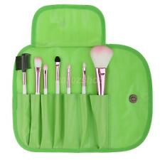 7 x Kosmetik Pinsel-Set Make-up Foundation Bürsten Puderpinsel Schmink Brush