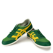 Globalite Wings Ace Green Yellow Men's Casual Shoes