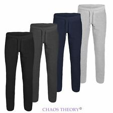 Mens Joggers Slim Fit Tracksuit Jogging Bottoms Skinny Trousers Gym Sweat Pants