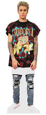 Justin Bieber Life Size Celebrity Cardboard Cutout Standee