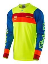 Troy Lee Designs Se Air Jersey Corsa Fluo Yellow Neon Gelb 2017