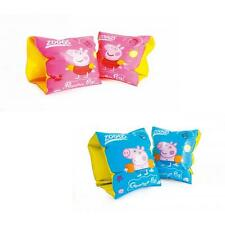 ZOGGS ARMBANDS PEPPA PIG OR GEORGE PIG 2 - 6 YEARS