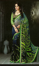 Bollywood Designer Sarees-Princess Catelog Saree With Heavy Work Blouse
