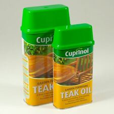 Cuprinol Garden Furniture Teak Oil 500ml or 1L