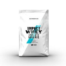 MYPROTEIN Impact Whey Isolate Protein 2.5kg my protein Vanilla Strawberry Choc