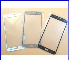 New Front Screen Outer LCD Glass  Replacement for Samsung Galaxy j7