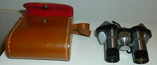 Zenith Tempest Small Binoculars in case field 5 coated 10 x 20 64089