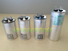 AC Motor Capacitor CBB65 450VAC Air Conditioner Starting Running Capacitor
