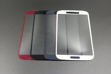 New Front Screen Outer LCD Glass  Replacement for Samsung Galaxy s4 i9500
