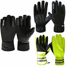 Full Fingers Cycling Gloves Bike Motorcycle Gloves Cold Weather Cycling Running