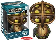 "Dorbz XL: 6"" Big Daddy Bioshock Funko Figure New Video Games"