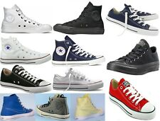 SCARPA UOMO - DONNA - CONVERSE - ALL STAR - SNEAKERS - CHUCK TAYLOR HI - LOW