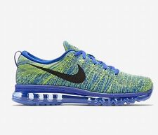 Nike Air Max Flyknit UK 9 EU 44 BNIB Racer Blue / Black RRP £205