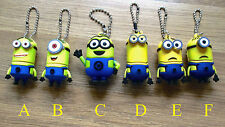 Cartoon Character MINION 8/16/32/64GB USB 2.0 Flash Drive Memory Stick Gift