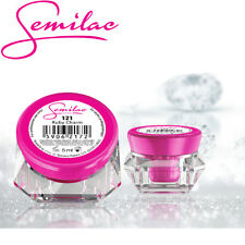 Semilac Nail Art UV Led Gel  SMART und EXPERT Line 5 und 15 ml.