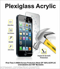 Plexi Glass Acrylic Screen Guard / Protector For Microsoft Nokia All Models