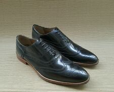 M&S Luxury Collection Patent Leather Brogue Shoes UK6.5 to 12 without box new
