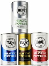 MAGIC Depilatory Razorless Shaving Powder SoftSheen Bumps 127g ~142g WHOLE RANGE