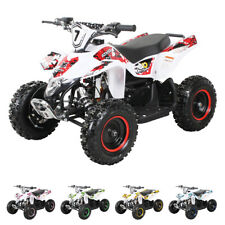 Miniquad Bambini Atv FOX XTR 49 cc Pocketquad 2-tempi Quad Pocket Bike per
