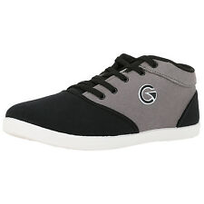 Globalite Men's Casual Shoes Crux Black Grey GSC0461