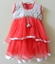 Designer Party Wear Frock for Baby Girls and Kids dress and cloths