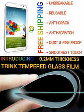 Unbreakable Fiber Screen Protector/Guard Better than Tempered Glass All Mobiles