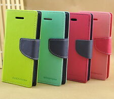 * FOR XOLO Q1010i 1010 i * MERCURY WALLET STYLE FLIP DIARY CASE COVER