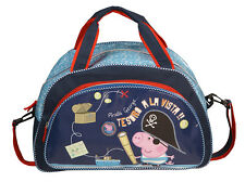 PEPPA PIG & GEORGE Travel Bag Brand New Authentic Perfect for Holiday & Sports