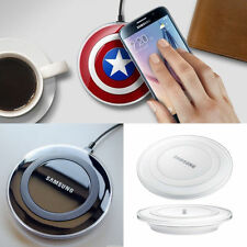 QI Wireless Charger Charging Pad Samsung Galaxy S6 S6+ S7 S8 Edge iPhone 8 & X