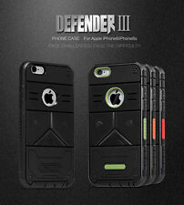 NILLKIN Hybrid Defender-3 Strong Back Case Cover for Apple iPhone 6 Plus/6S Plus
