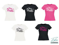 T-SHIRT TEAM BRIDE FESTA ADDIO AL NUBILATO SPOSA MATRIMONIO T SHIRT MAGLIETTA