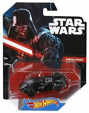 Hot Wheels Star Wars Character Cars Collectible Toy Vehicle BRAND NEW SEALED