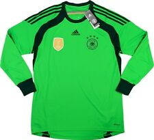 Maglia Calcio Football Shirt Germania Portiere 2014-2015 + Fifa World Champions