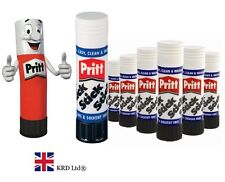 Genuine PRITT STICK Glue Washable Non Stick Toxic Free Home School Office Craft