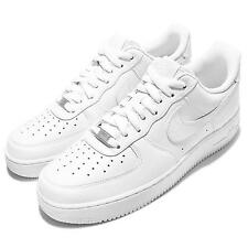 Nike Air Force 1 07 All Triple White Classic Mens Shoes Sneakers AF1 315122-111