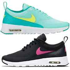 NEUF Nike Air Max Thea GS Sneakers pour Femme noir turquoise 814444 001 300 SALE