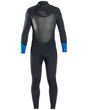 Rip Curl Dawn Patrol Mens 5/4mm Wetsuit (2017) in Blue