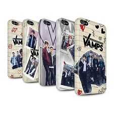 The Vamps Gloss Snap Case/Cover for Apple iPhone 4/4S /The Vamps Doodle Book