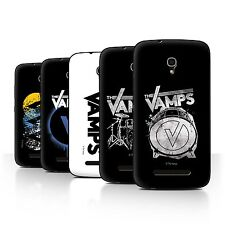 The Vamps Hülle/Case für Alcatel OneTouch Pop S9 /The Vamps Graffiti Band Logo